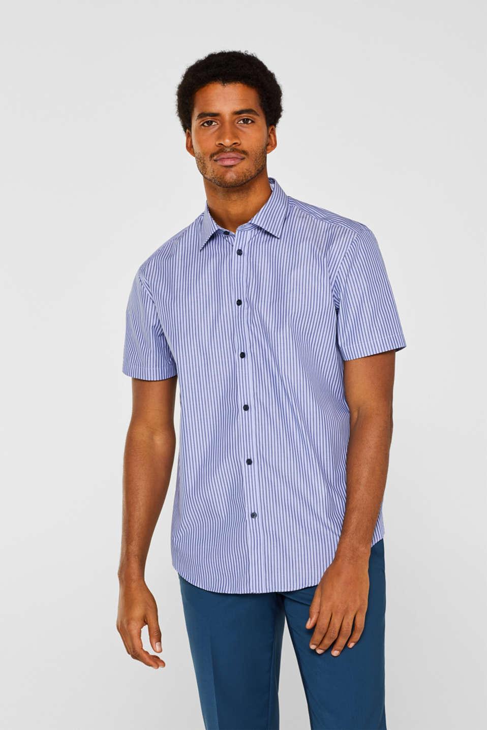 Shirts woven Regular fit, NAVY, detail image number 0