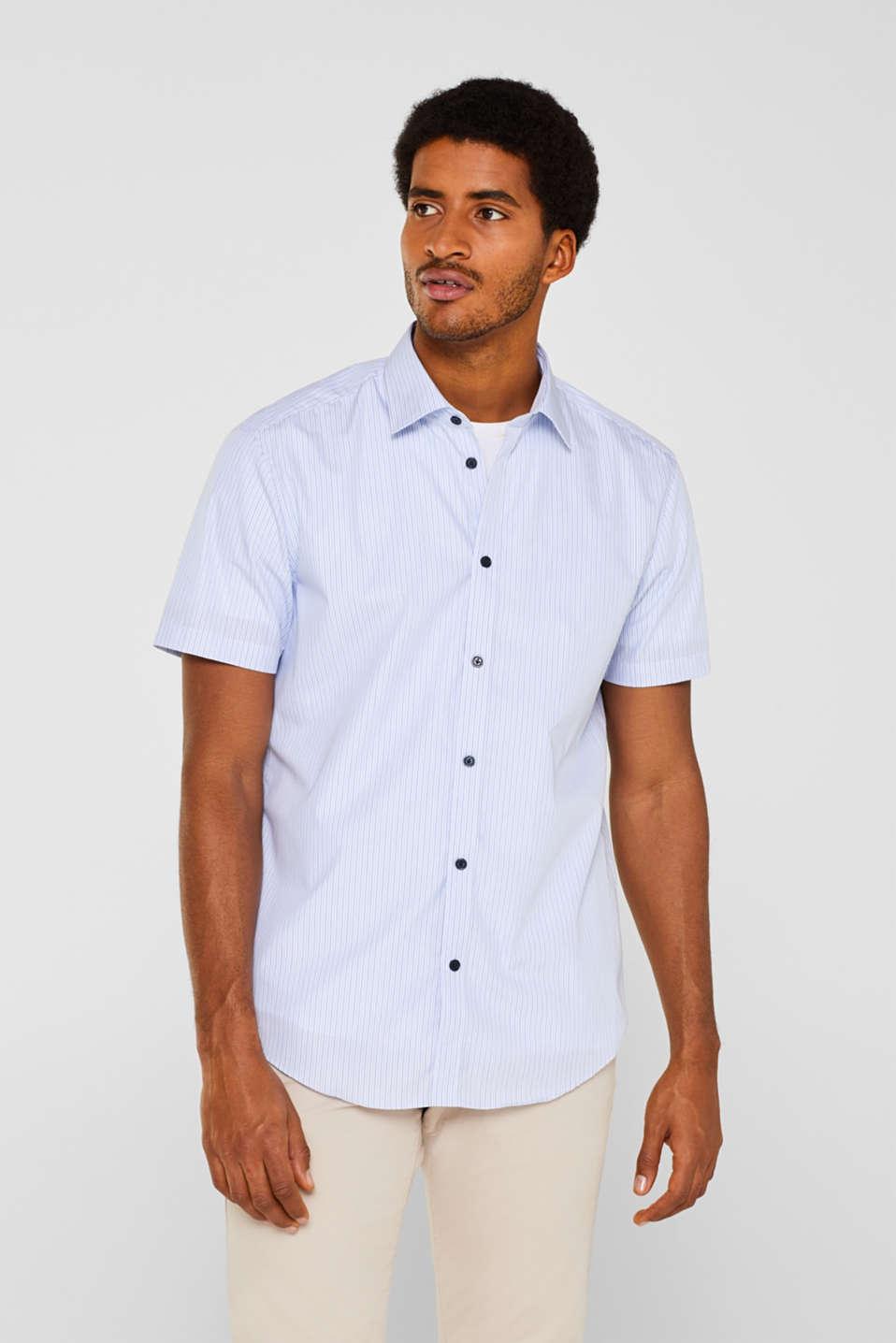 Shirts woven Regular fit, LIGHT BLUE, detail image number 0