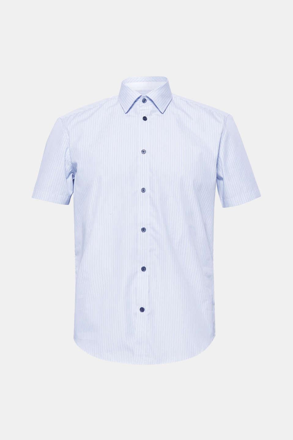 Shirts woven Regular fit, LIGHT BLUE, detail image number 5