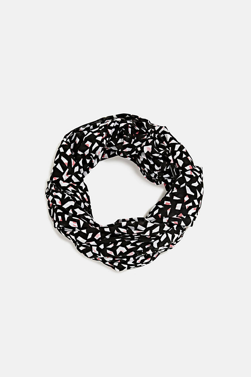 Snood made of 100% organic cotton