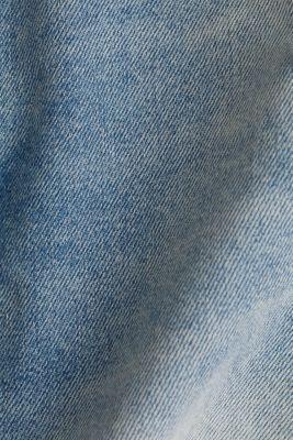 High-waisted shorts, BLUE MEDIUM WASH, detail
