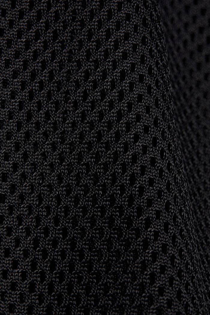 Jacket, BLACK, detail image number 4
