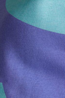 #throwback Logo sweatshirt, PURPLE, detail