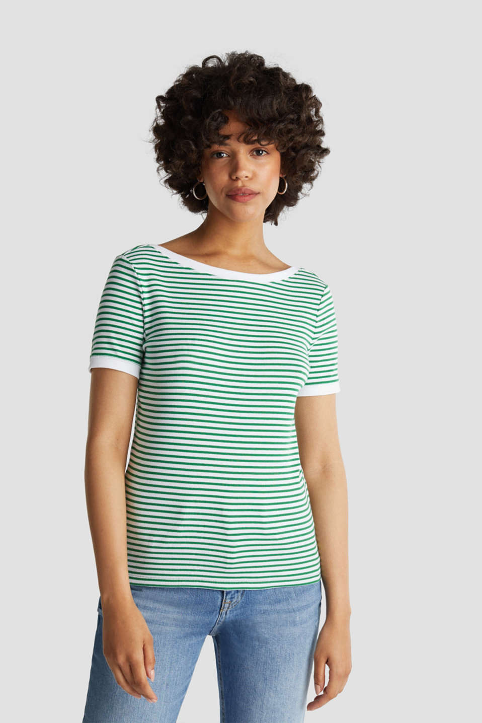edc - Top with organic cotton