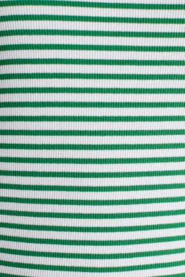 Top with organic cotton, GREEN, detail