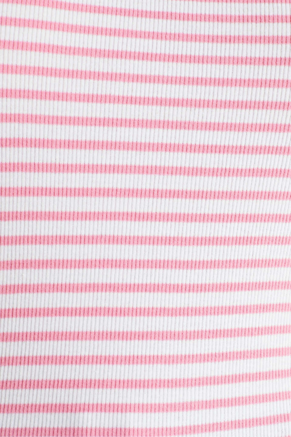 Top with organic cotton, PINK, detail image number 4