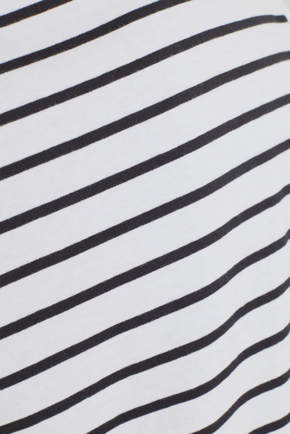 Printed T-shirt in 100% cotton, WHITE, detail image number 4