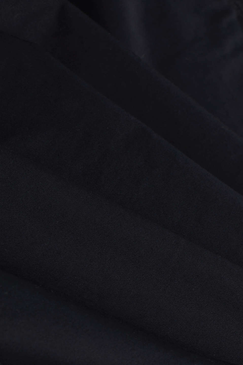 Shorts with organic cotton, BLACK, detail image number 4
