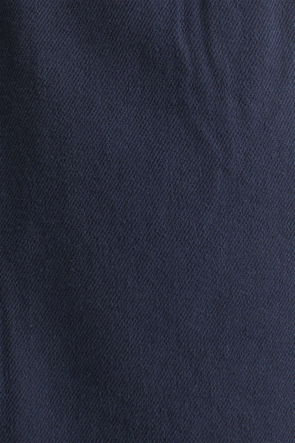 shorts in 100% cotton, DARK BLUE, detail image number 4