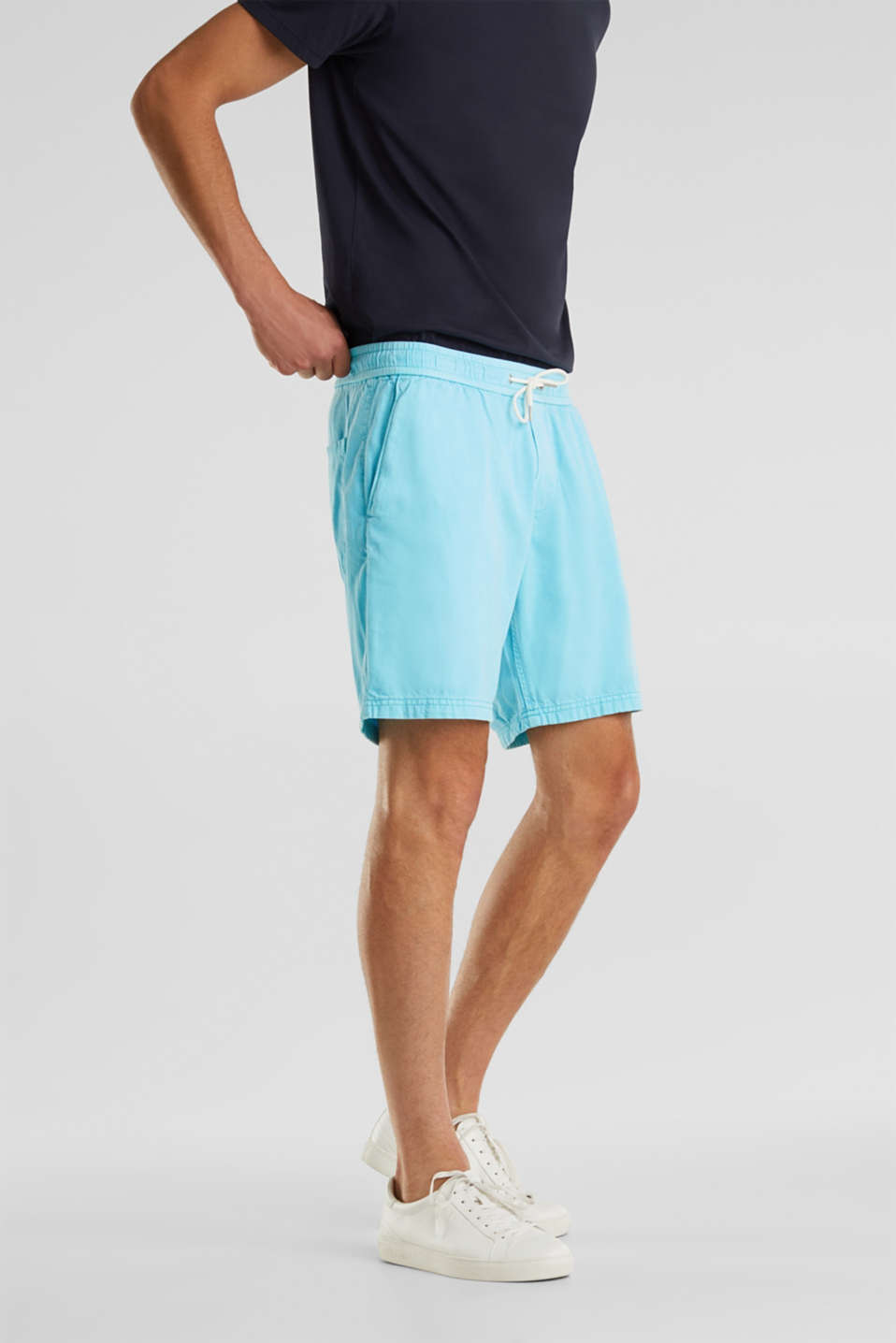 edc - shorts in 100% cotton