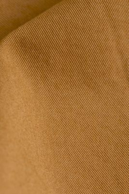 shorts in 100% cotton, CAMEL 2, detail