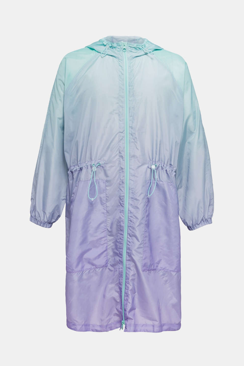 #throwback dip-dye parka, PURPLE, detail image number 8