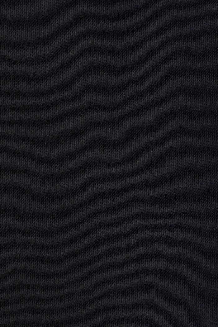 #throwback print sweatshirt, BLACK, detail image number 2