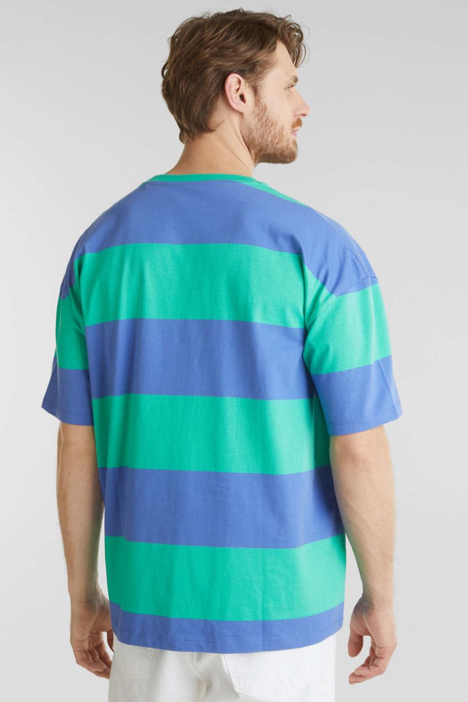 Fashion T-Shirt, AQUA GREEN 3, detail image number 3