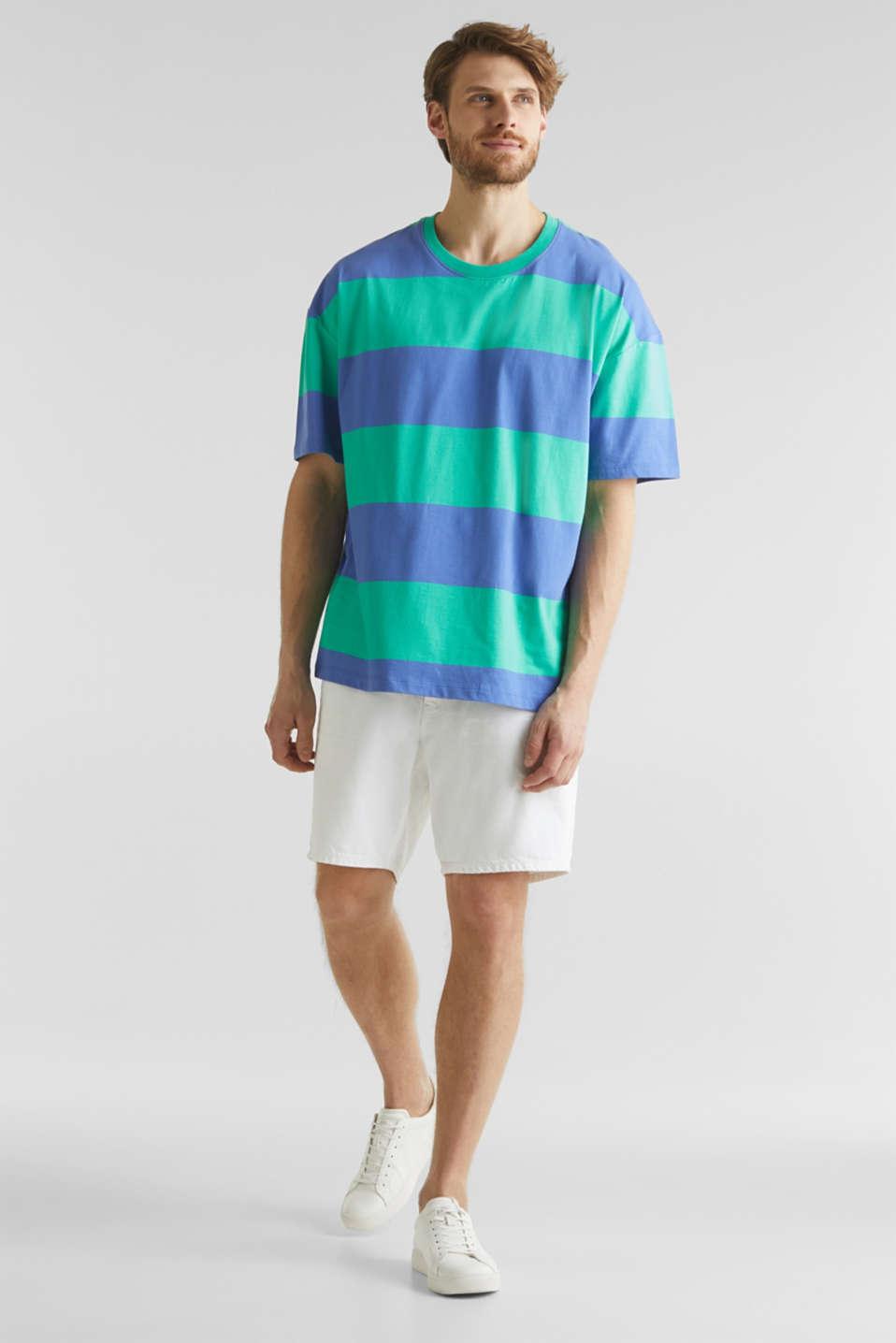 Fashion T-Shirt, AQUA GREEN 3, detail image number 2