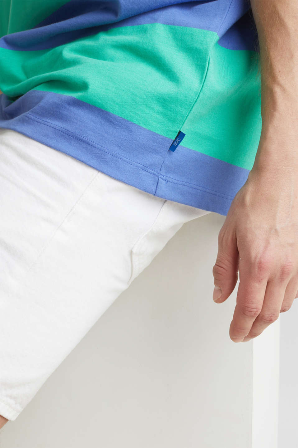 Fashion T-Shirt, AQUA GREEN 3, detail image number 1