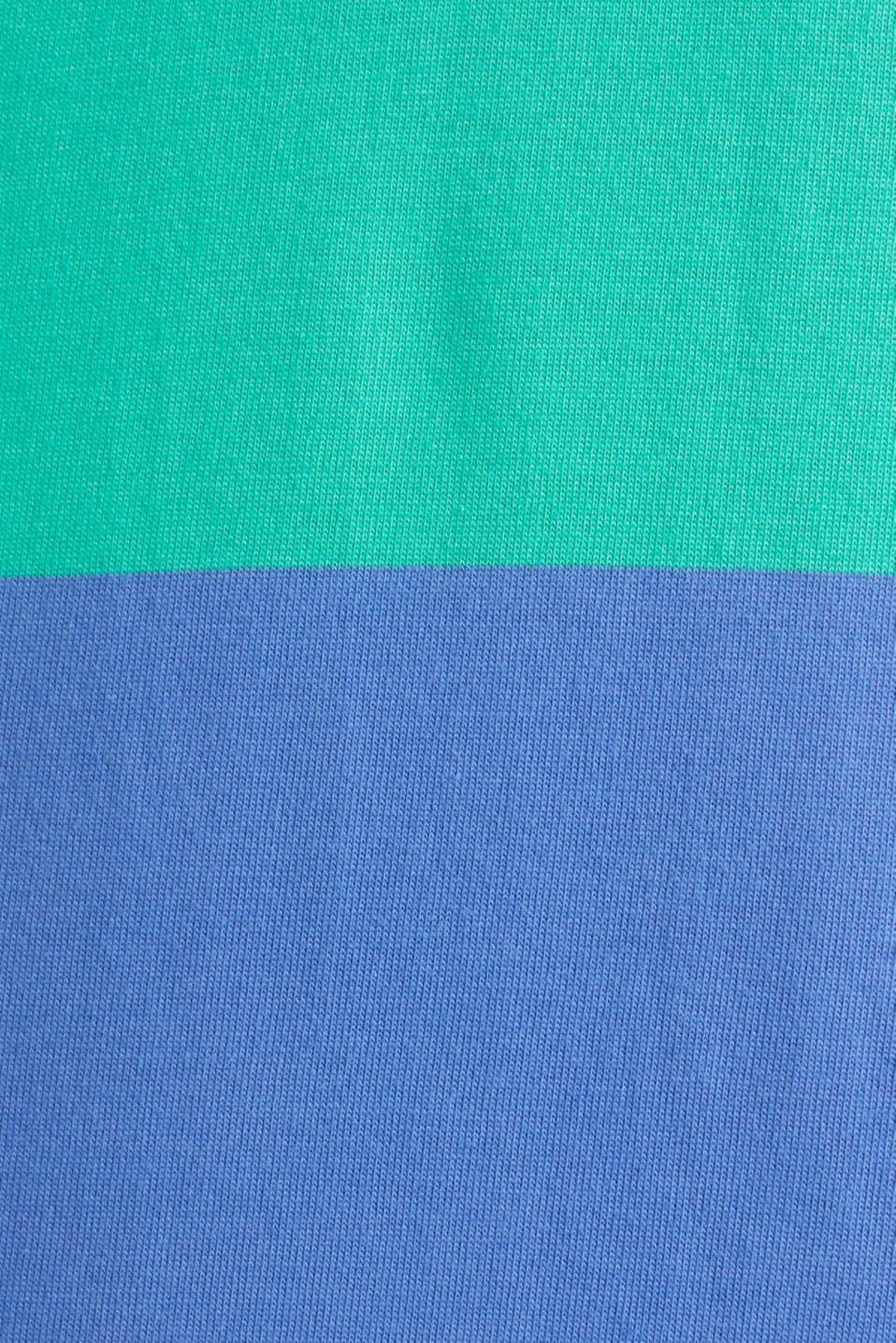 Fashion T-Shirt, AQUA GREEN 3, detail image number 5