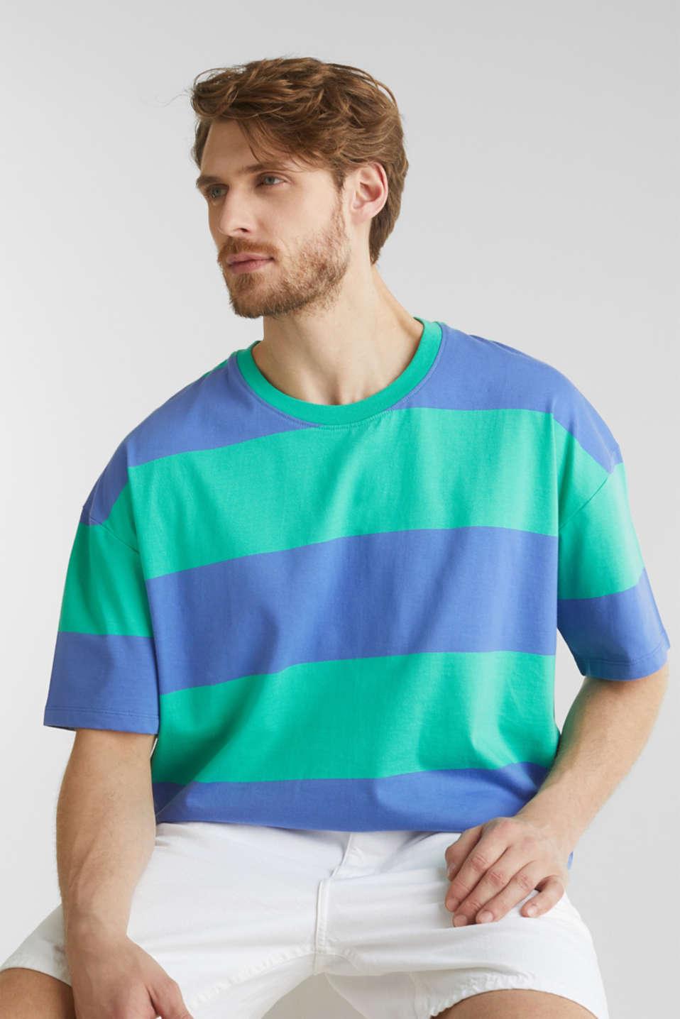 Fashion T-Shirt, AQUA GREEN 3, detail image number 6