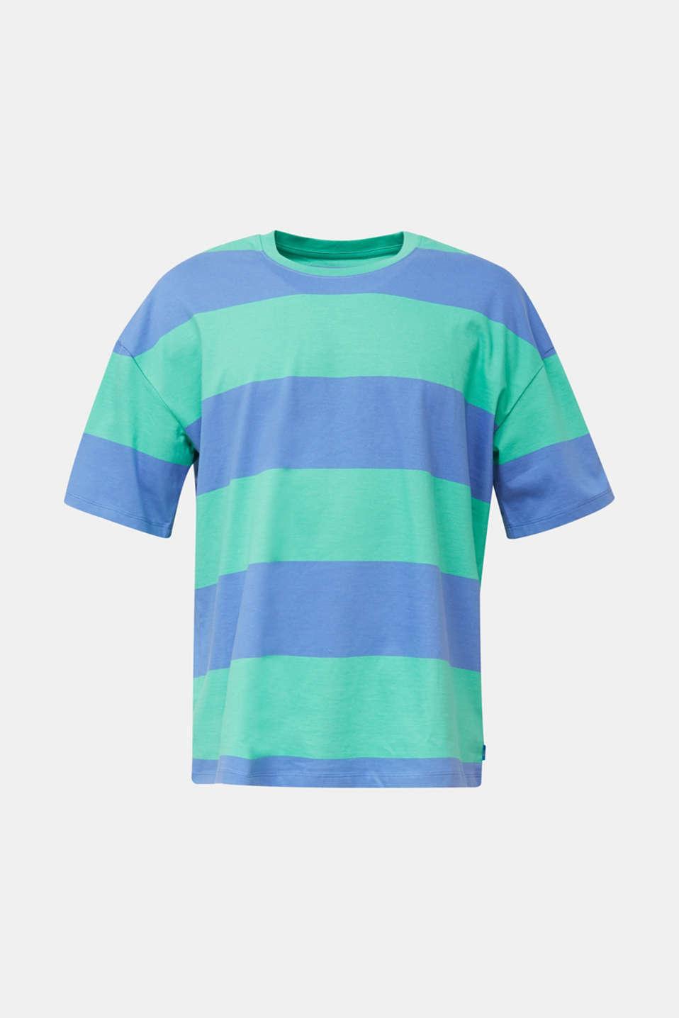 Fashion T-Shirt, AQUA GREEN 3, detail image number 7