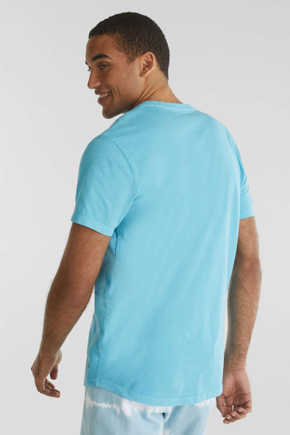 Jersey top, 100% organic cotton, LIGHT BLUE 2, detail image number 3