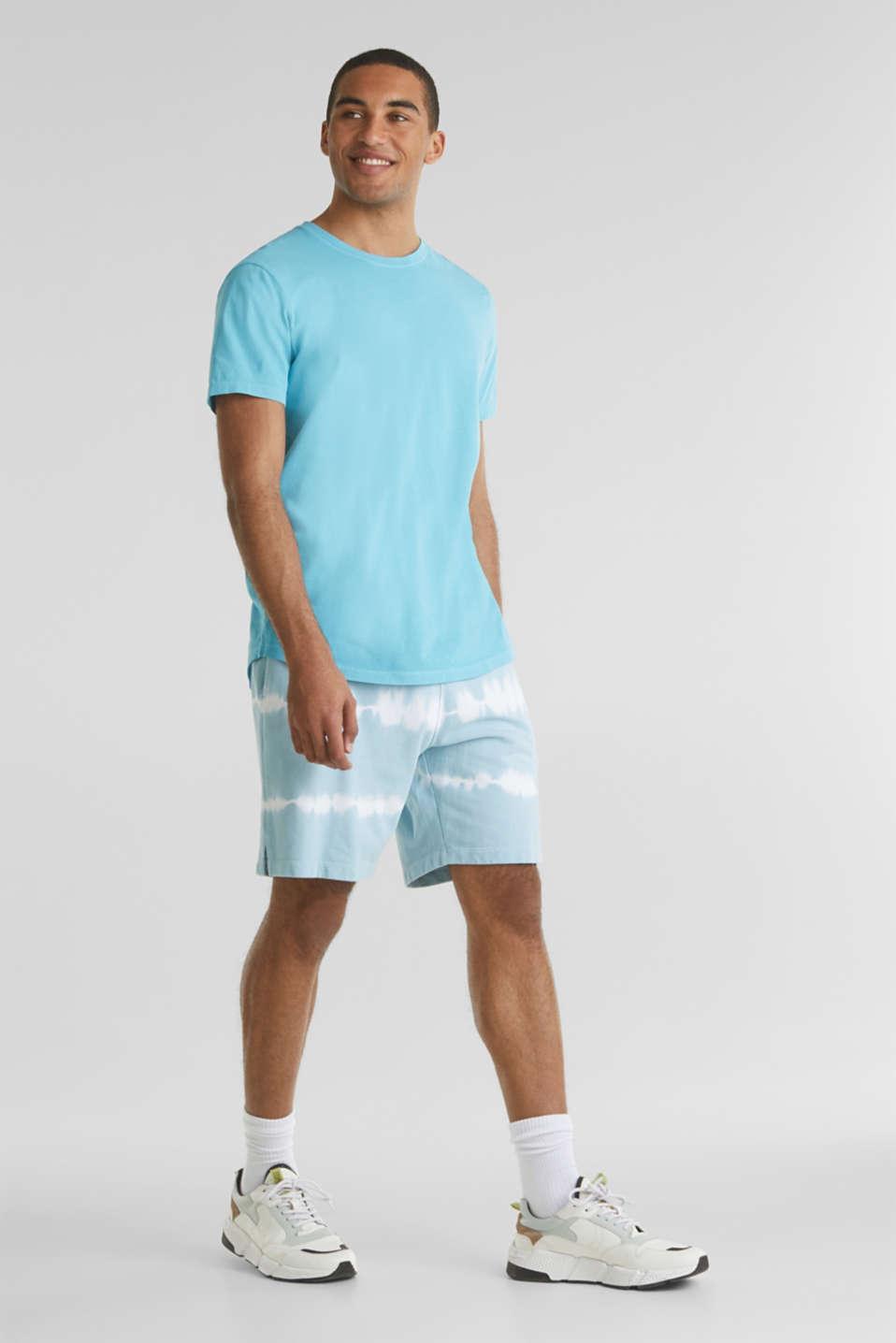 Jersey top, 100% organic cotton, LIGHT BLUE 2, detail image number 4