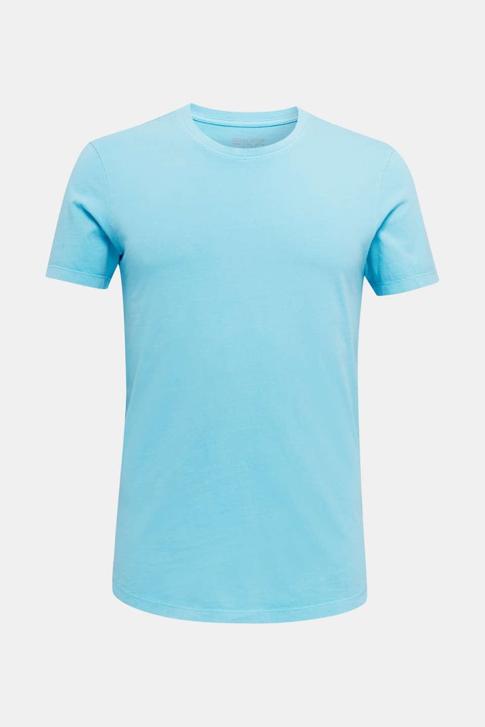 Jersey top, 100% organic cotton, LIGHT BLUE 2, detail image number 7