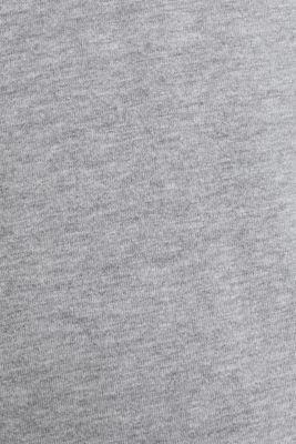 Jersey T-shirt with a print, MEDIUM GREY 5, detail