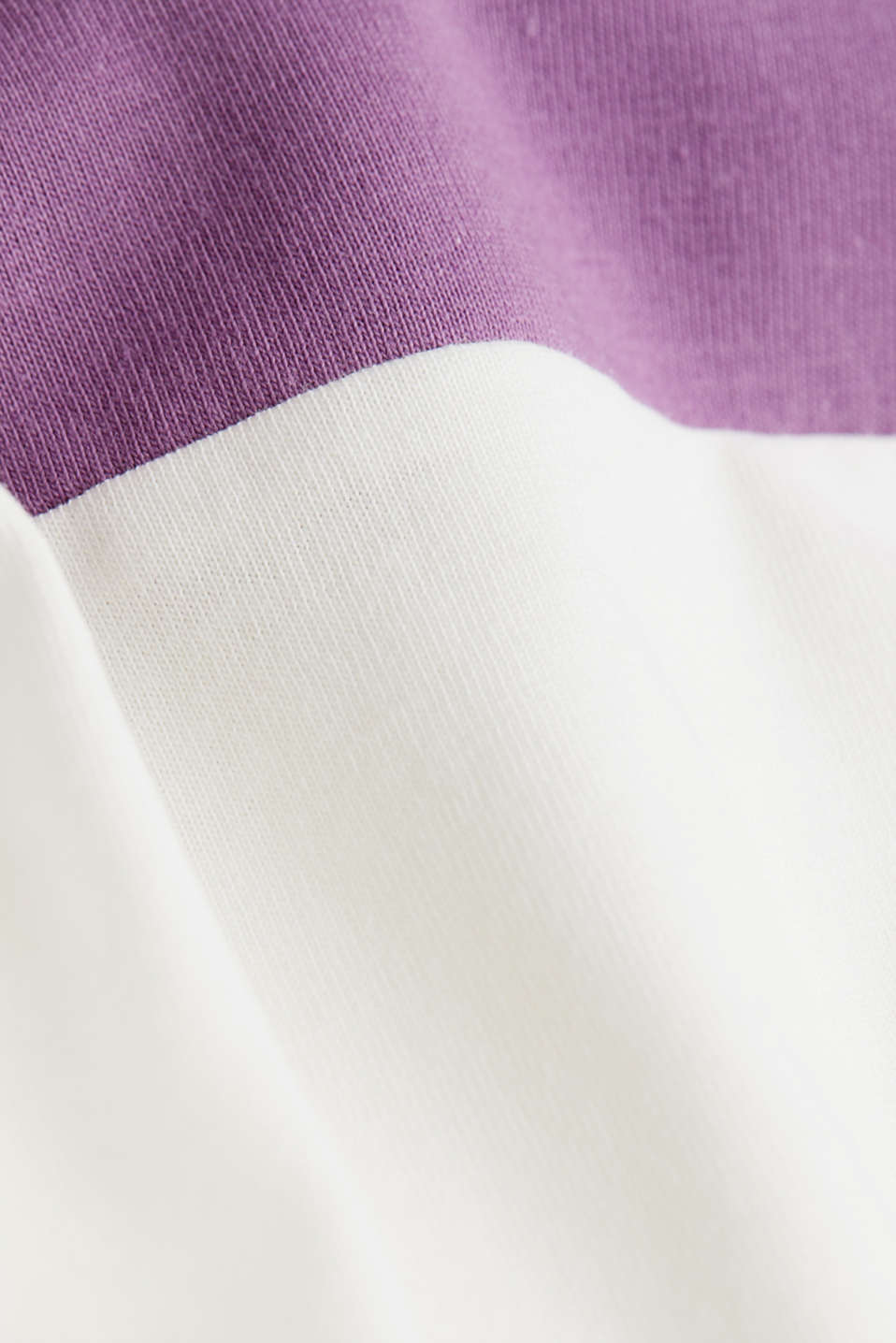 Jersey T-shirt with pocket, 100% organic cotton, OFF WHITE 2, detail image number 5