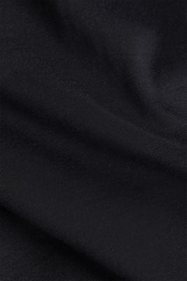 Colour block jersey T-shirt, BLACK 2, detail