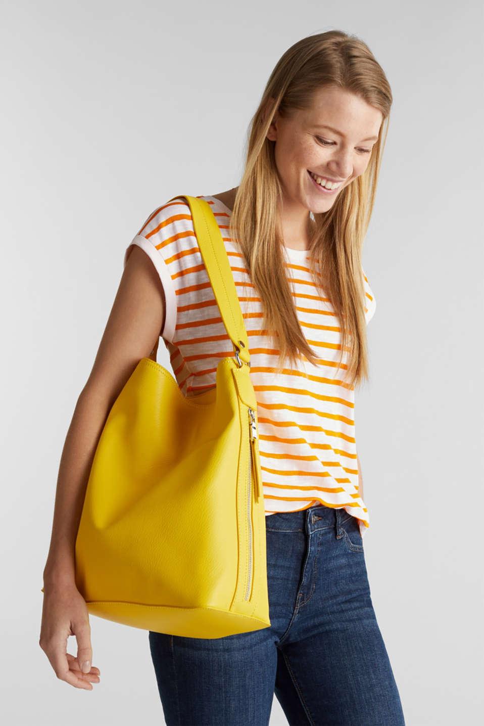 Bag, YELLOW, detail image number 1