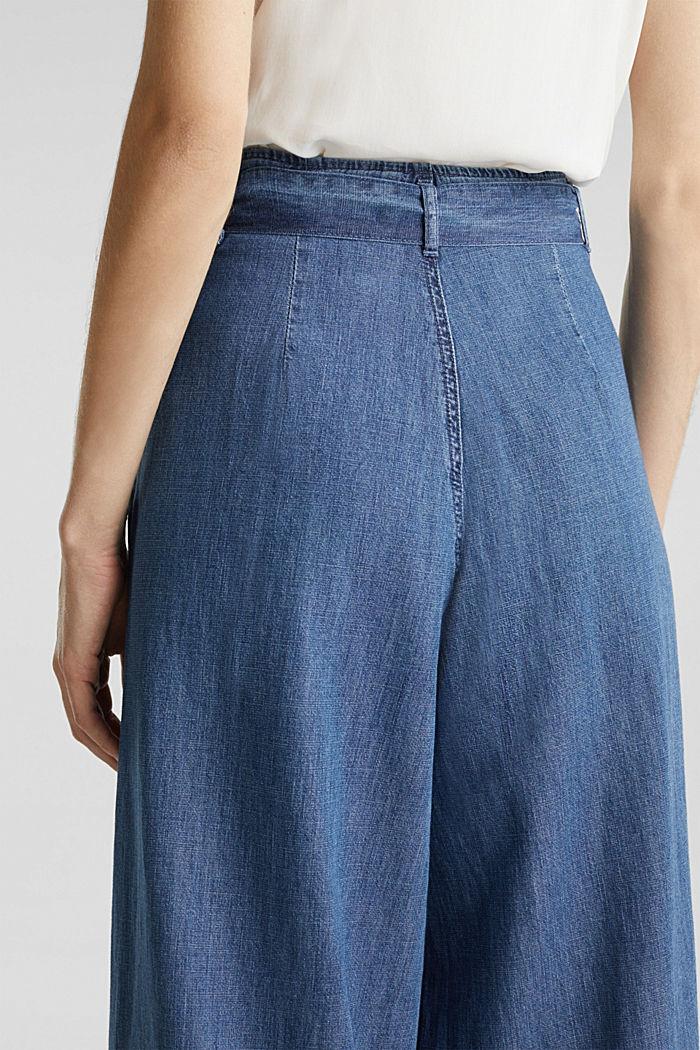 Jeans mit Knopfleiste, BLUE MEDIUM WASHED, detail image number 5