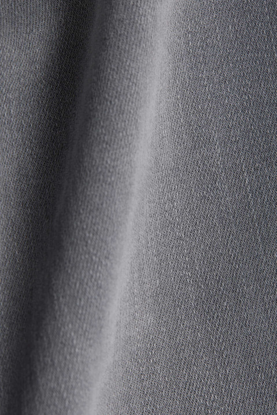 Ankle-length shaping jeans, GREY DARK WASH, detail image number 4