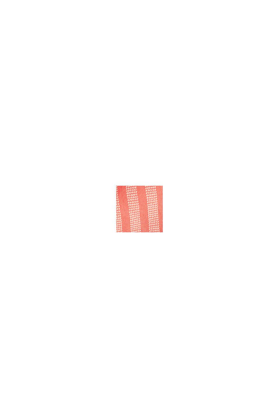 Paperbagbyxa, TENCEL™/linne, CORAL, swatch