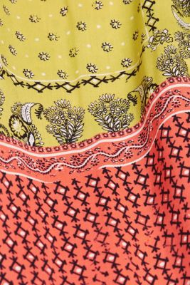 Tracksuit bottoms with a bandana print, CORAL 4, detail