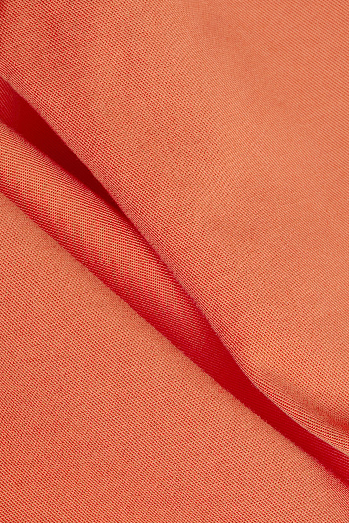Bermudas in 100% cotton, CORAL, detail image number 3