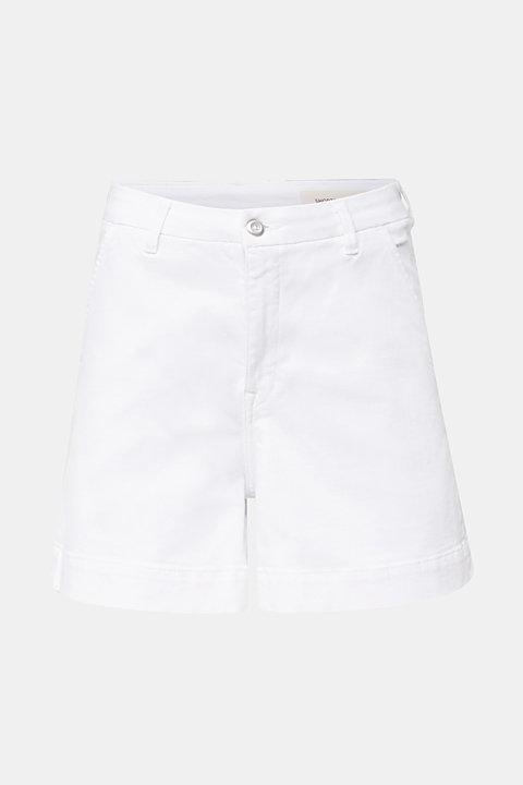 Denim shorts with Lycra®