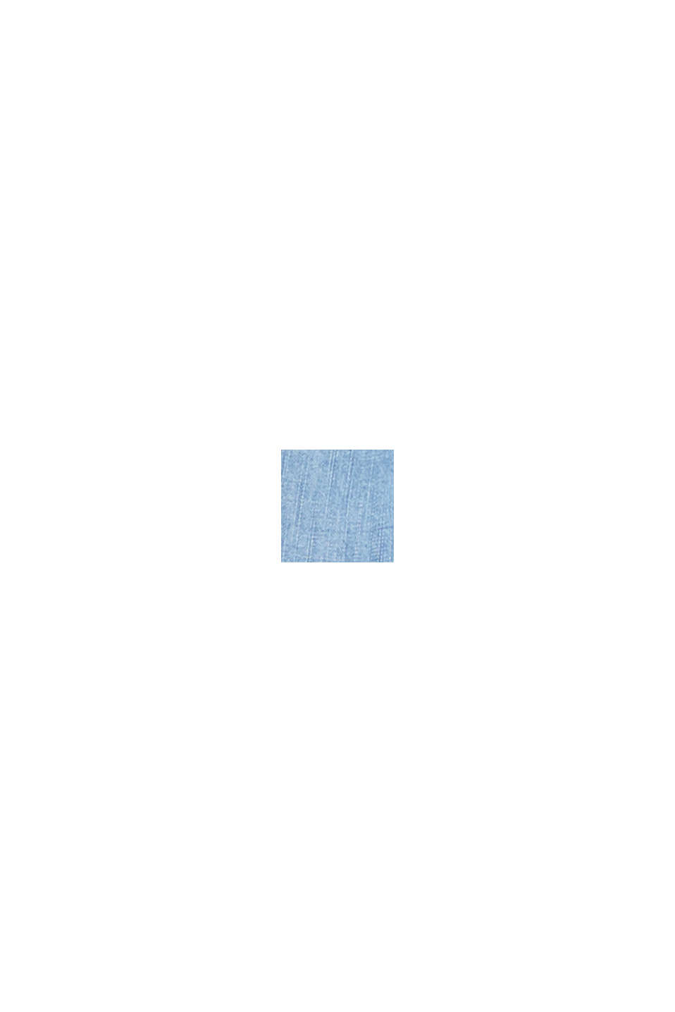 Layer-Kleid aus TENCEL™, BLUE LIGHT WASHED, swatch
