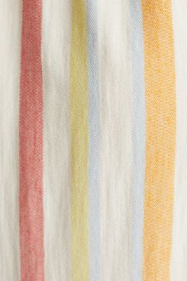 Blended linen kaftan dress, WHITE, detail