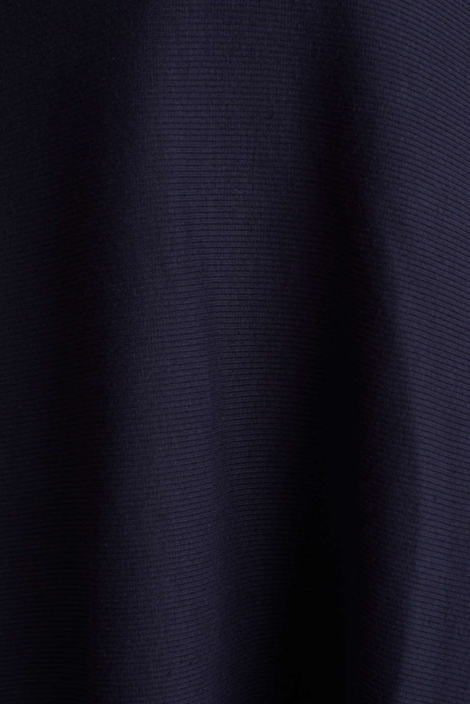 Ribbed stretch jersey dress, NAVY, detail image number 4