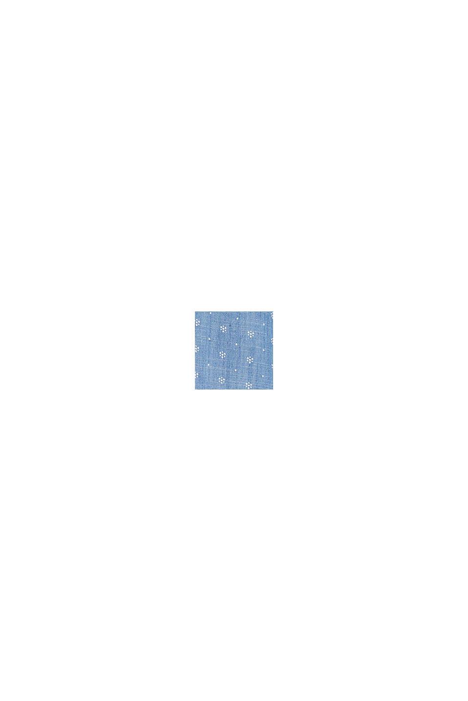 I TENCEL™: linne i denimlook, BLUE MEDIUM WASHED, swatch