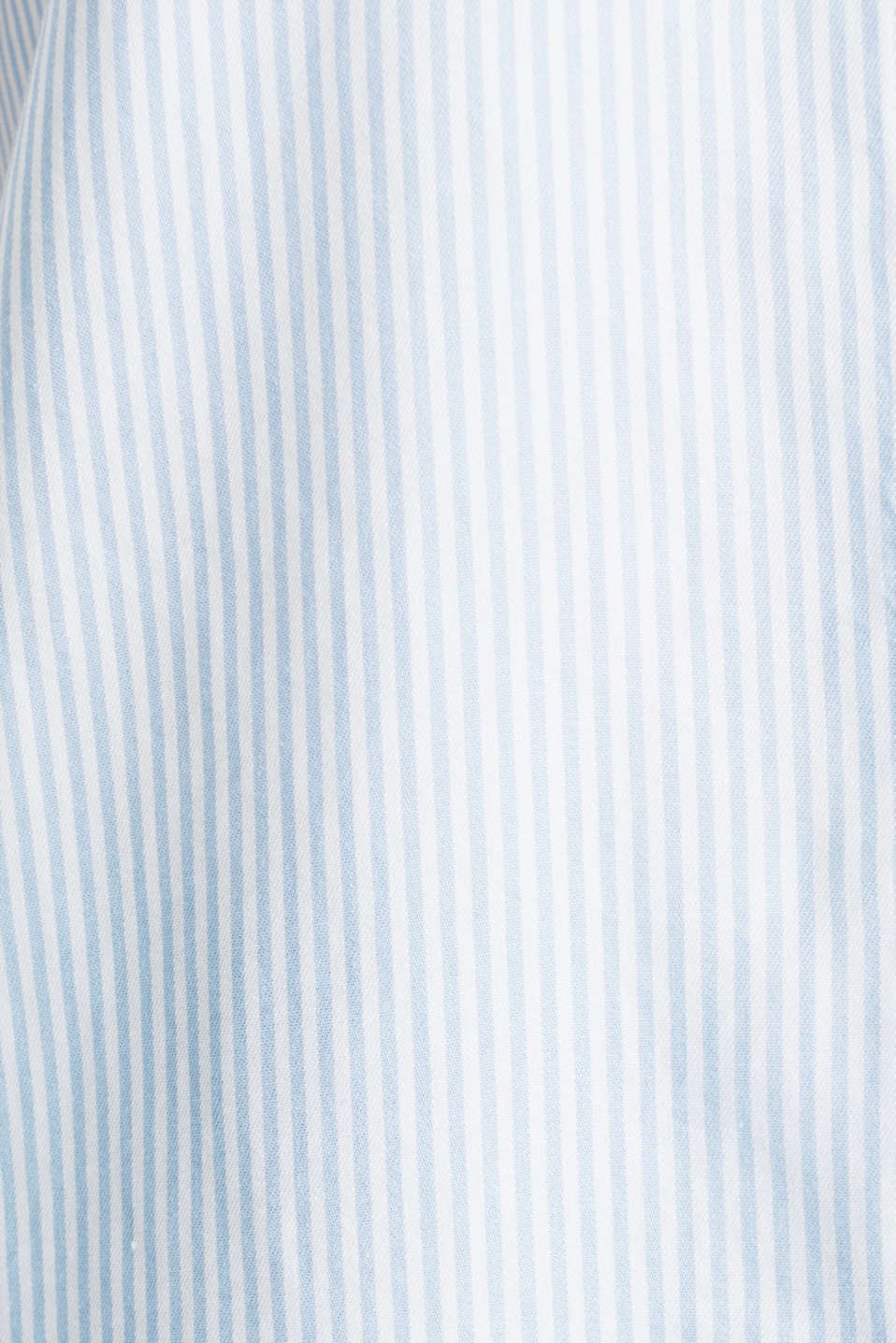 Made of TENCEL™: blouse with stripes, LIGHT BLUE 4, detail image number 4
