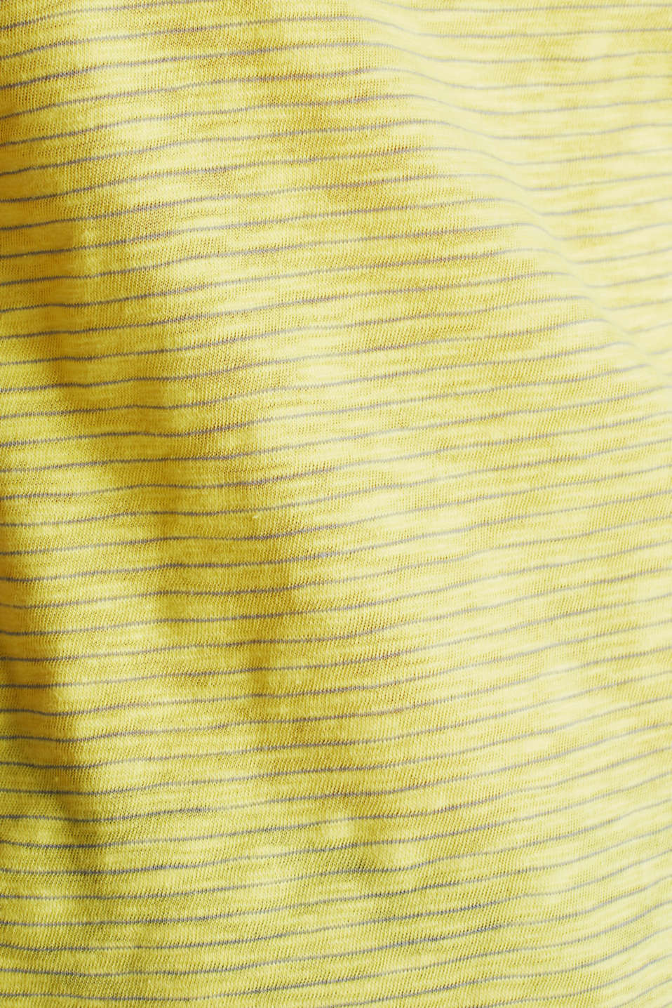 Top with a bow at the back, BRIGHT YELLOW, detail image number 3
