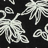 Print T-shirt in 100% organic cotton, BLACK, swatch