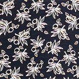 Print T-shirt in 100% organic cotton, NAVY, swatch