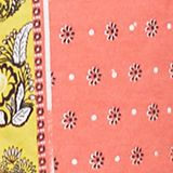 Printed T-shirt in 100% organic cotton, CORAL 4, swatch