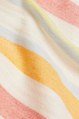 With linen: colourfully striped jumpsuit, WHITE, detail