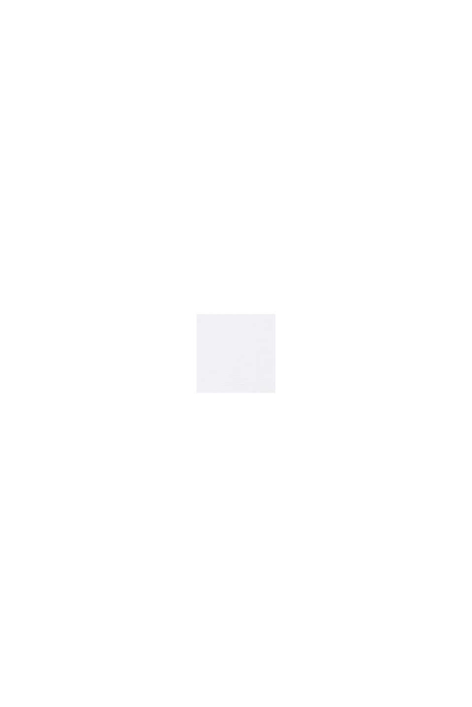 Stehkragen-Hemd, 100% Bio-Baumwolle, WHITE, swatch