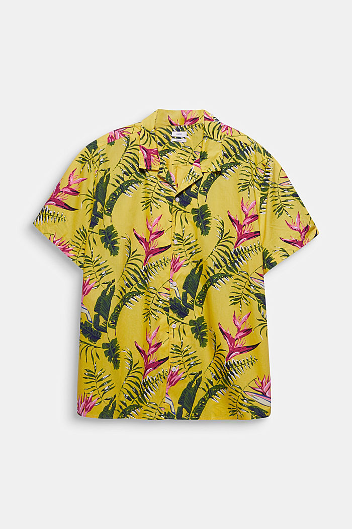 Print shirt, 100% organic cotton