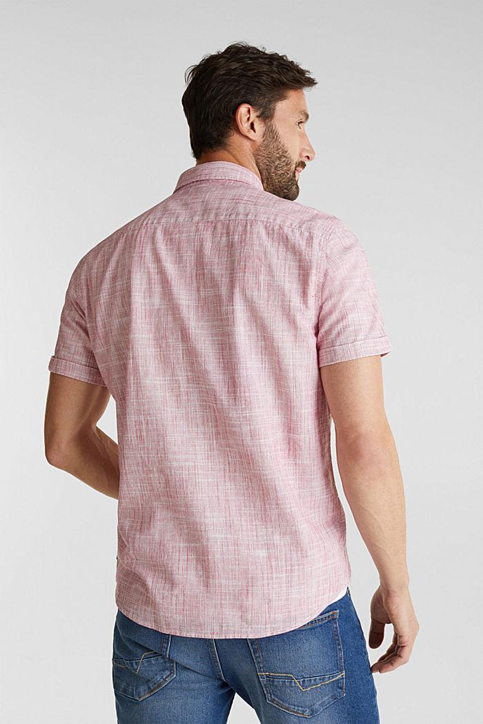 Lyhythihainen paita, 100 % luomupuuvillaa, RED, detail image number 3
