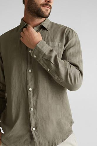EarthColors®: Shirt made of 100% linen